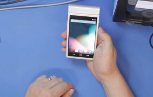 smartphone projet ara boot en vidéo
